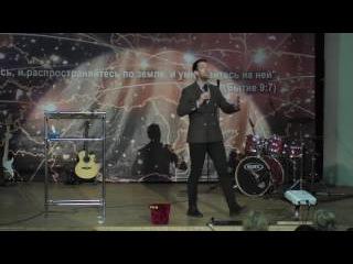 Антон Тищенко :Смирение - единственный путь