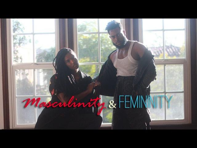 Masculine and Femininity in the Gay Community (ft.Ari Fitz) | Lateef Thynative