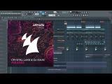 Crystal Lake & DJ Isaac - Pirates FL Studio Remake + FLP