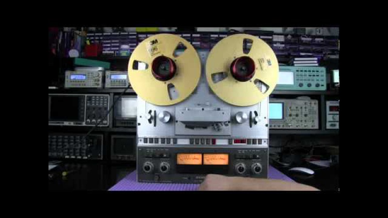 Studer B67 MKII reel to reel recorder