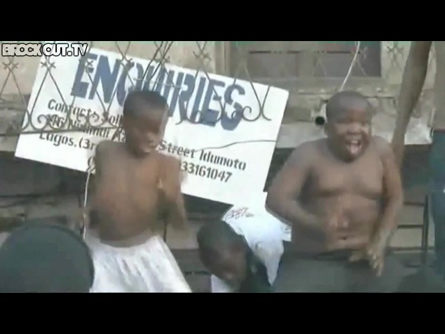 Kenan and Kel ritual dance