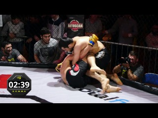 Combat Challenge North East 6: Kamil Podlazewski vs Shamil Ghadziev