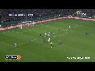 Селтик - Барселона 0:2. Обзор матча. Лига Чемпионов 2016/2017. 5 тур.