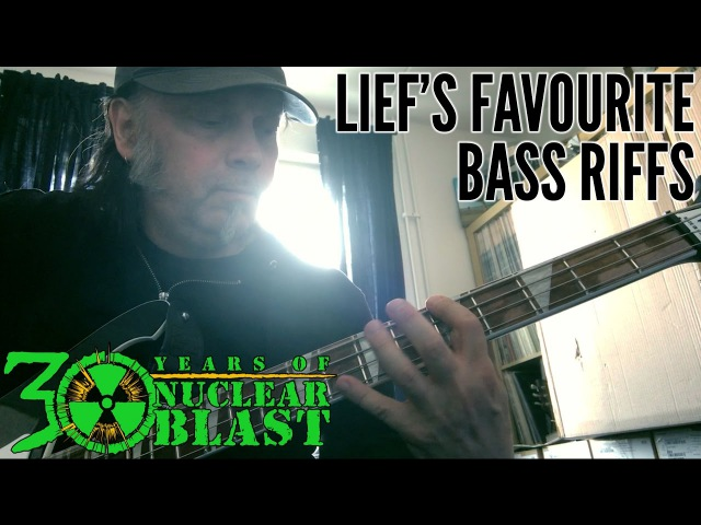 THE DOOMSDAY KINGDOM - Leif Edlings Favourite Bass Riffs (OFFICIAL INTERVIEW)