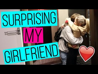 SURPRISING MY GIRLFRIEND IN NYC!