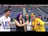 Jack and Jack Interview Arthur Ashe Kids Day 2017  New Music, Tennis, Back To School Advice + More!