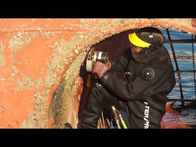 BMT Repairs Bow Thruster Replacement