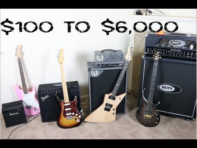 CAN CHEAP SOUND GOOD?! (ROCK/METAL COMPARISON)