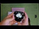 Обзор мини доски для биговки DP Craft. Делаем конверт