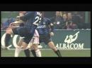 2001 2002 Milan vs Inter 0 1 Vieri
