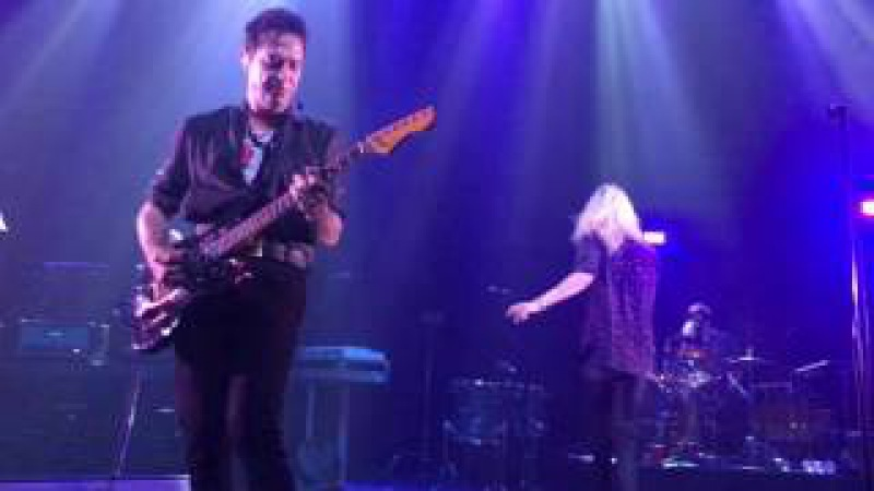 The Kills - Doing It To Death @ Terminal 5, NYC 09/23/16