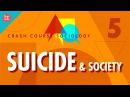 Émile Durkheim on Suicide Society Crash Course Sociology 5