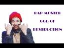 BTS Rap Monster God Of Destruction Kpop [VKG]