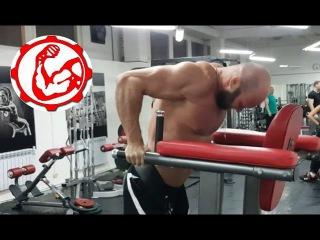 Отжимания на брусьях. Как накачать грудь отжиманиями. Какие мышцы работают jn;bvfybz yf ,hecmz[. rfr yfrfxfnm uhelm jn;bvfybzvb.
