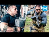 Special Forces Strength Training with SWAT Tony Sentmanat | Muscle Madness special forces strength training with swat tony sentm