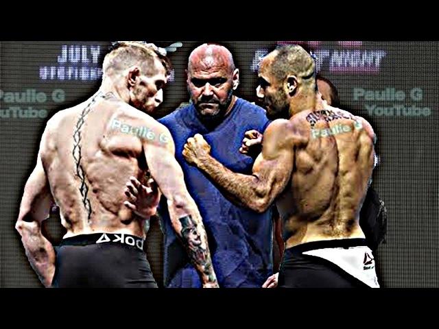 Conor McGregor vs Eddie Alvarez | Champin vs Champion [FIGHT HIGHLIGHTS]