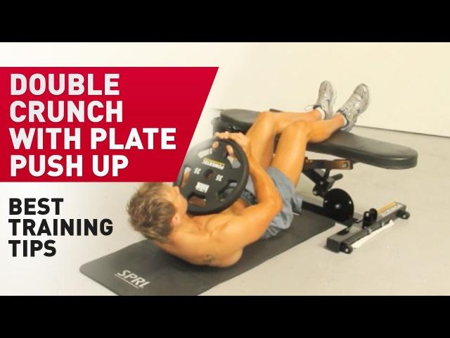 Скручивания с весом техника выполнения упражнения FitABS Exercise Guide crhexbdfybz c dtcjv nt ybrf dsgjkytybz eghf ytyb