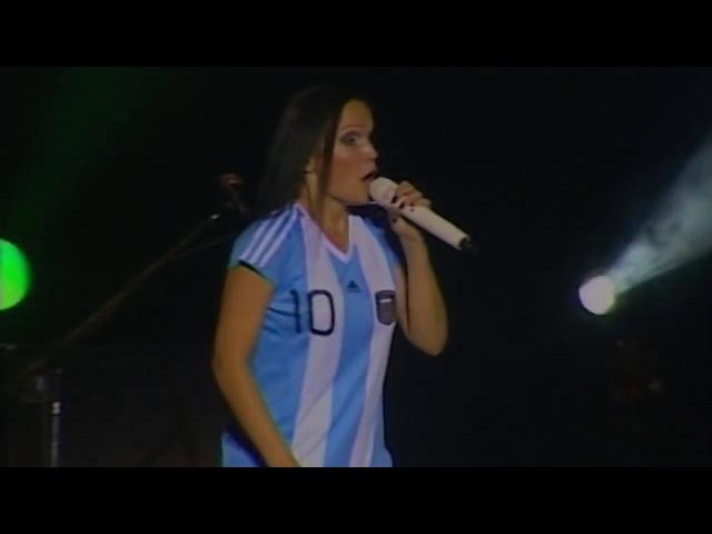 Tarja Turunen LIVE ARGENTINA Wishmaster