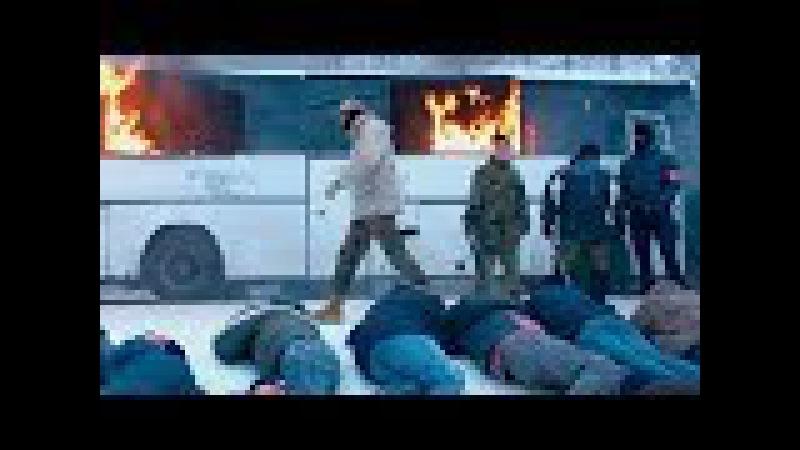Атака на колонну, идущую в Крым, была организована «Азовом»