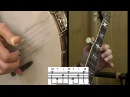 Wildwood Flower Instruction Tutorial for 5-String Banjo
