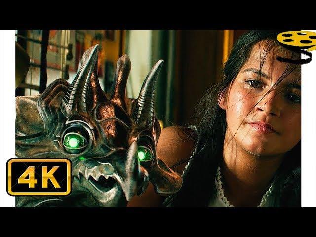 Кейд Йегер знакомится с Изабеллой | Трансформеры:Последний рыцарь(2017) IMAX CLIP