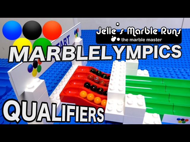 Marble Race: Olympic Games for Marbles 2017 Qualification