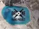 Impactantes imagenes de la Laguna 69, Perú desde un drone
