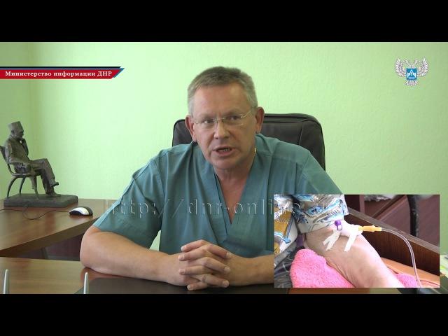 В РОЦ им. Бондаря прошли лечение 19 пациентов из Украины