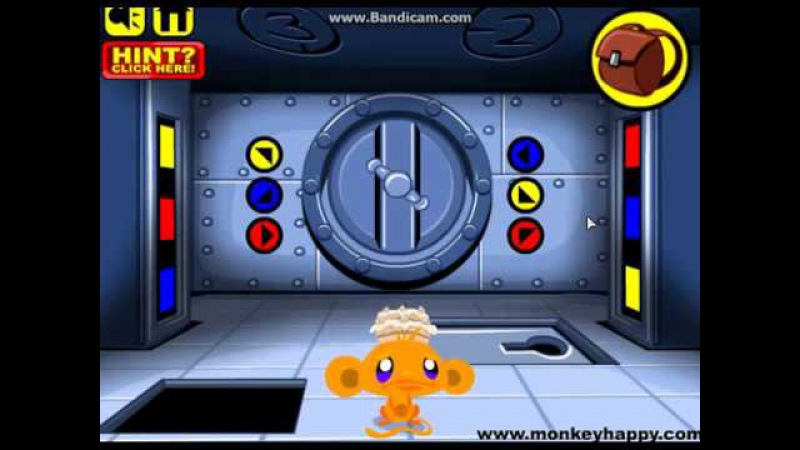 Развивающая игра для детей 7-10 лет СЧАСТЛИВЫЕ ОБЕЗЬЯНКИ часть № 1.