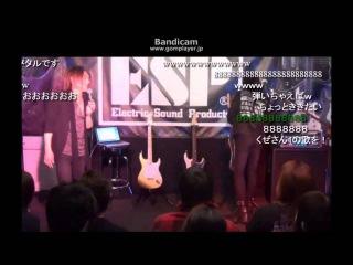 【BABYMETAL】大村孝佳&久世敦史 「Guitar seminar 4」20150429 16:00
