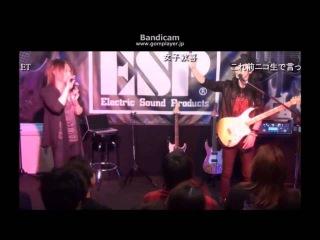 【BABYMETAL】大村孝佳&久世敦史 「Guitar seminar 2」20150429 16:00