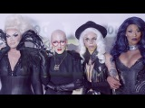 Aja, Alexis Michelle, Peppermint &amp Sasha Velour - C.L.A.T. (Feat. DJ Mitch Ferrino) Official Video
