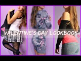 3in1 OOTD  Valentine's Day Lookbook