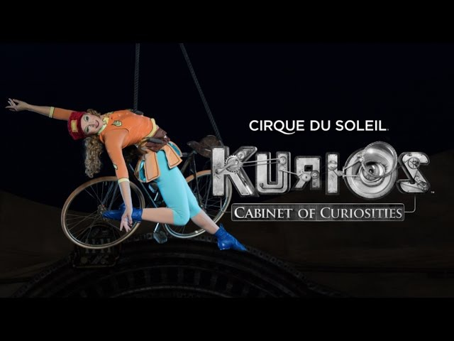 KURIOS - Cabinet of Curiosities - Official Trailer
