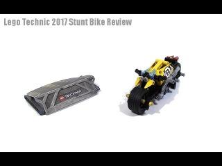 LEGO Technic: Stunt Bike Review, 42058 (2017)
