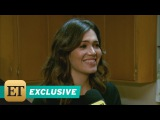 EXCLUSIVE: Mandy Moore Got This Is Us Golden Globe Nomination News From Co-Star Milo Ventimiglia