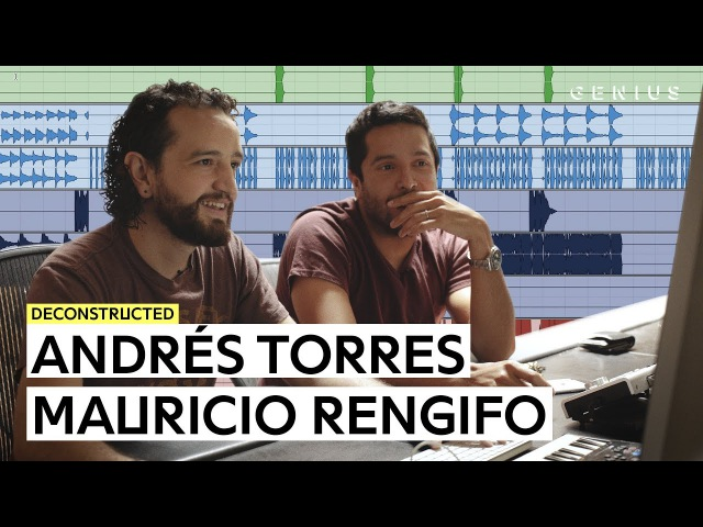 Making Of Luis Fonsi Daddy Yankees Despacito Feat. Bieber With Andrés Torres Mauricio Rengifo
