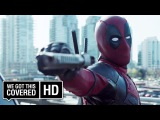 DEADPOOL Bloopers, Outtakes and Banned Jokes HD Ryan Reynolds, Morena Baccarin, T.J. Miller