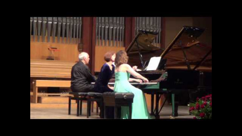 Д. Шостакович - Концертино для 2-х ф-но