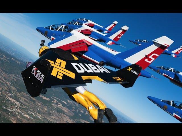 Alpha Jetman – Human Flight And Beyond 4K