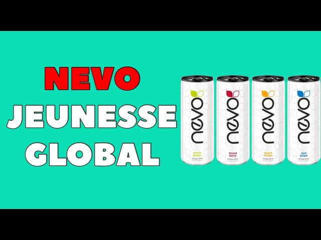 Nevo Jeunesse Global Нево Жанес NEVO энергетический напиток
