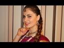 Султанье и Настя фото-сессия в облике индийской принцессы.