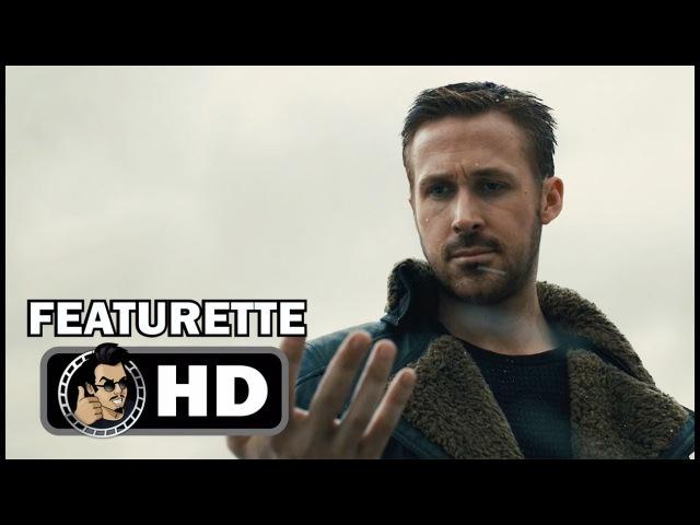 BLADE RUNNER 2049 Making-Of Featurette (2017) Harrison Ford, Ryan Gosling