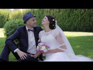 Свадебный клип Андрея и Даши