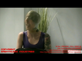 Liltha Latex Extreme Breathplay PREVIEW