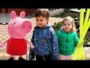 Свинка Пеппа Играет с Дианой Сборник 2 Peppa Pig Мультики для Детей Peppa Pig Compilation