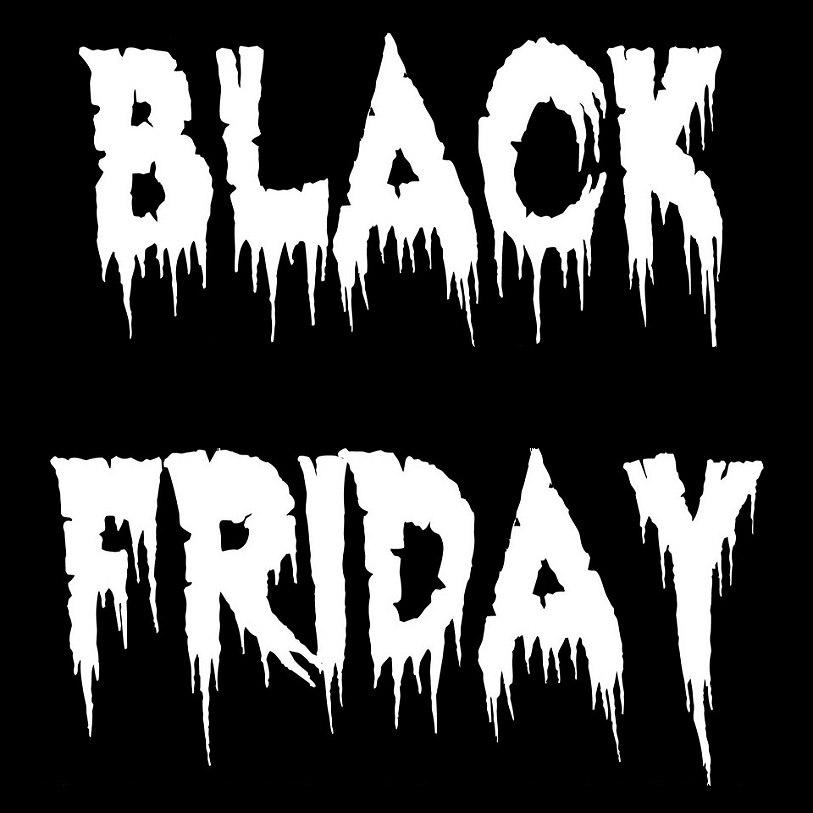 Афиша Тольятти Black Friday в Ячее