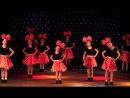 В гостях у Микки Мауса | 4 Отчетный концерт Стоп!Снято! 25.12.2016г ДМ Юность