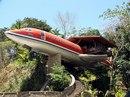 В Коста-Рике из корпуса старого «Боинг-727» сделали роскошную 4-х звездочную гостиницу.