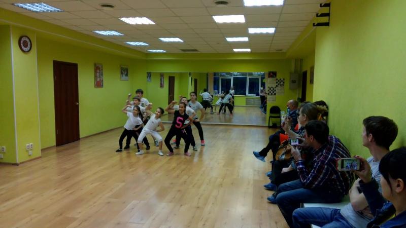 Открытый урок хореографии группа С30.
